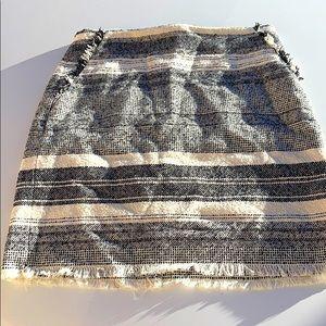 Linen Style Skirt